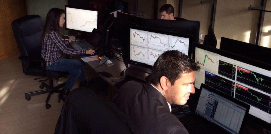 Formación de trading presencial: Semana del 17 al 24 de Marzo de 2014
