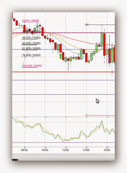 Mi camino en el trading - Diario de trading Sergi (2) (22/01/2014)